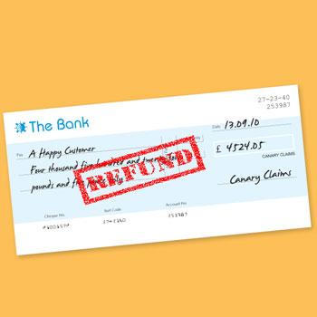 Refund Cheque
