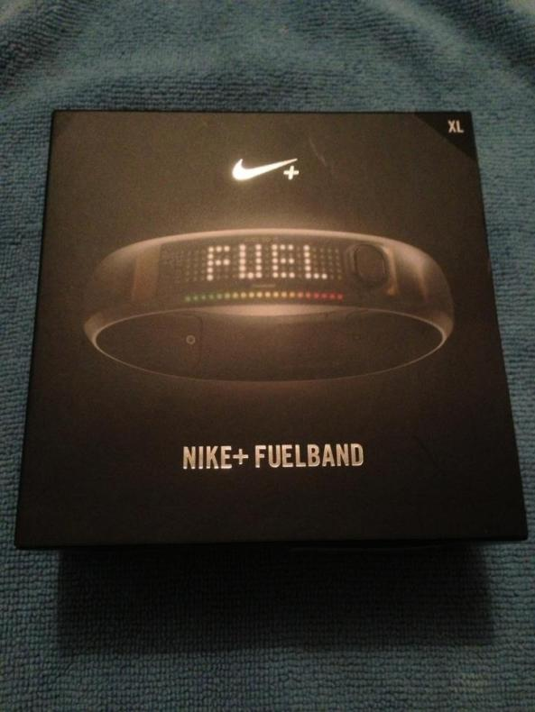 Nike+ Fuel Band Review Coming Soon!