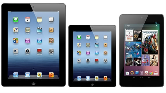 iPad - iPad Mini - Nexus