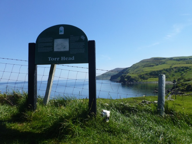 Torr Head Scenic View Point, Ballycastle