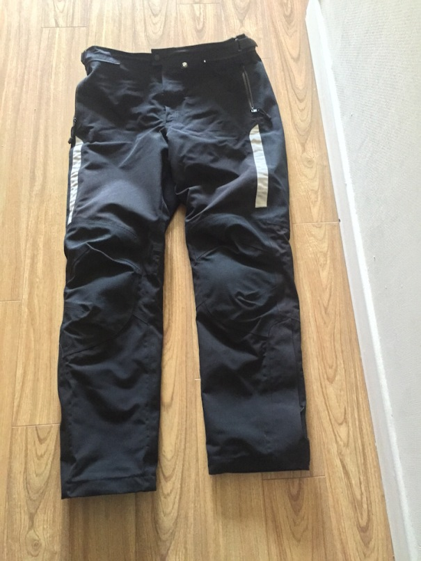 BMW StreetGuard 2 Textile Trousers