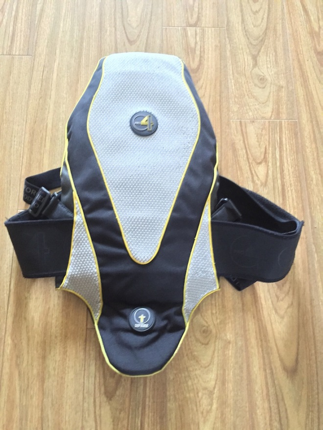 Forcefield Pro Sub 4 Body Armour