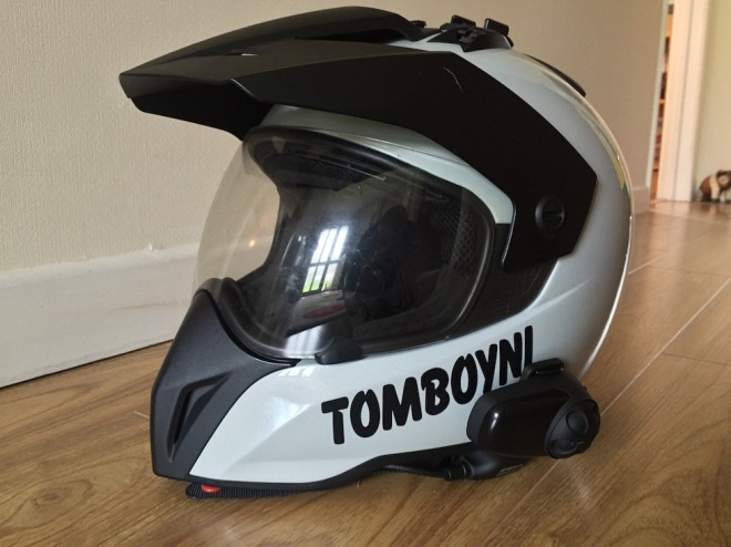 BMW Enduro Helmet
