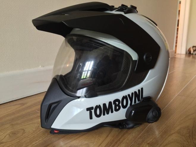 BMW Enduro Helmet