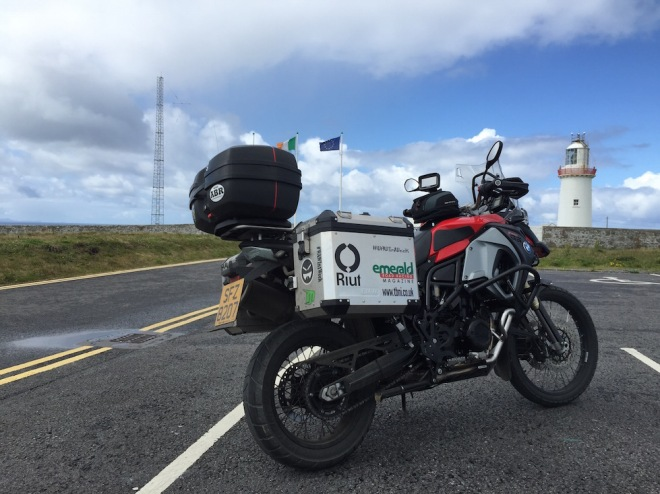 Wild Atlantic Way - Loop Head