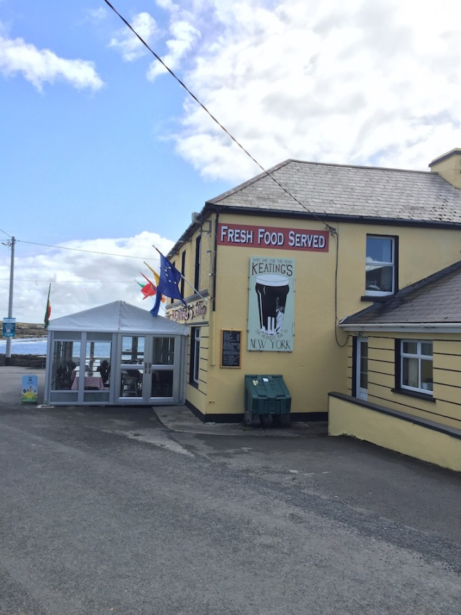 Wild Atlantic Way - Ireland's Closest Bar to New York City