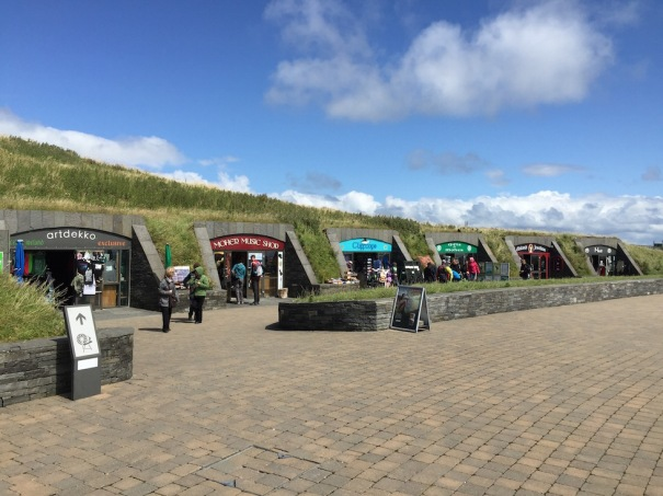 Wild Atlantic Way - Cliffs of Moher Visitor Centre