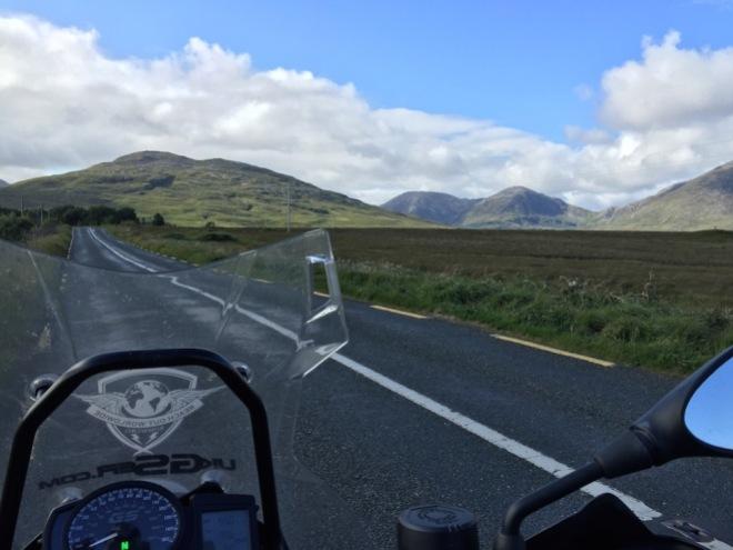Wild Atlantic Way - Mountain Range
