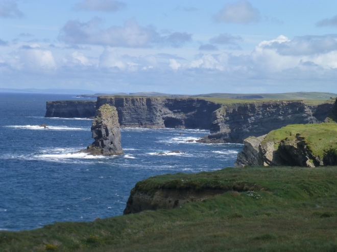 Wild Atlantic Way - Cliffs of Moher