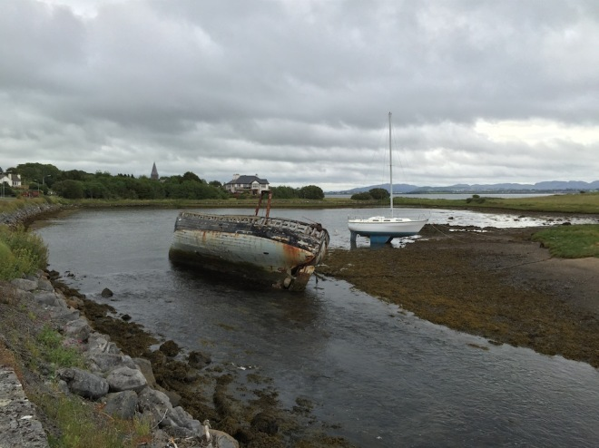 Wild Atlantic Way - Rosses Point, Sligo