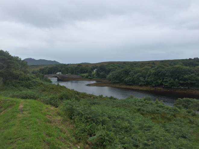 Wild Atlantic Way - Co. Donegal - An old bridge