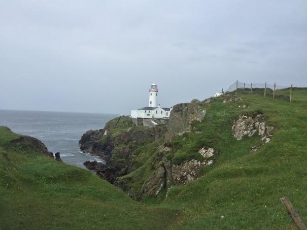Wild Atlantic Way - Fanad Head Lighthouse