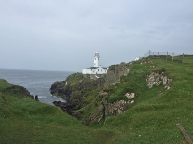 Wild Atlantic Way - Fanad Head Lighthouse