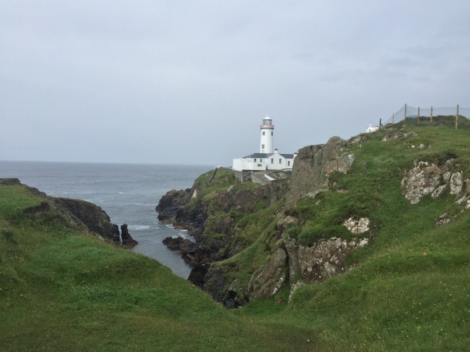 Wild Atlantic Way - Fanad Head