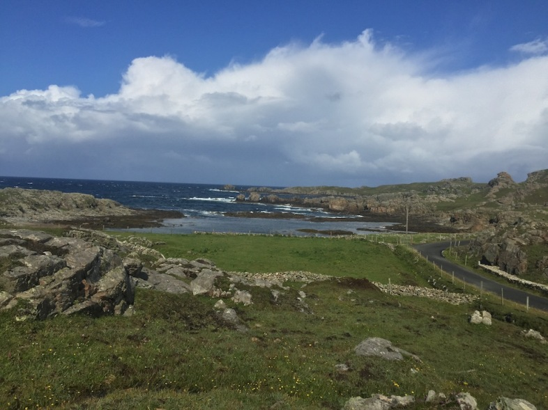 The Wild Atlantic Way - Donegal's Rugged Coastline