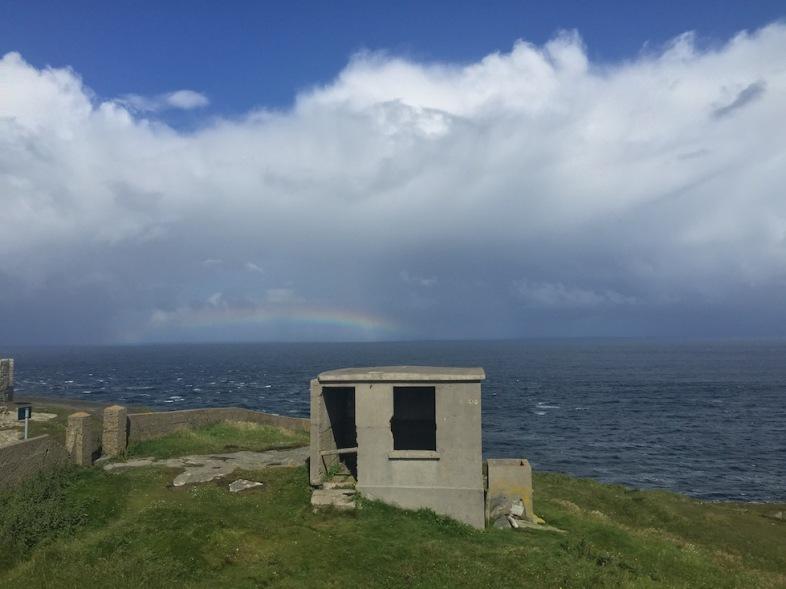 The Wild Atlantic Way - Donegal Rainbow