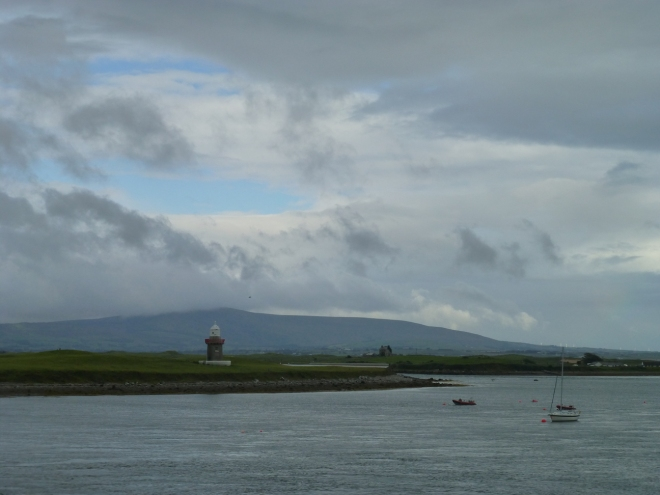 Wild Atlantic Way - Rosses Point Lighthouse
