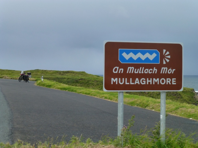 Wild Atlantic Way - Mullaghmore Head