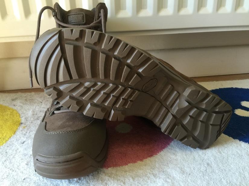 Hi-Tec Magnum SideWinder Boots