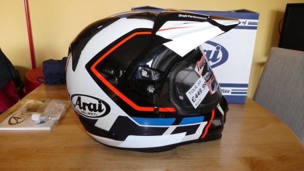 Arai X4 Detour Helmet