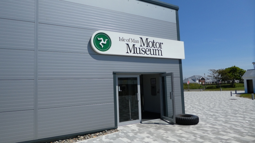 The Isle of Man Motor Museum