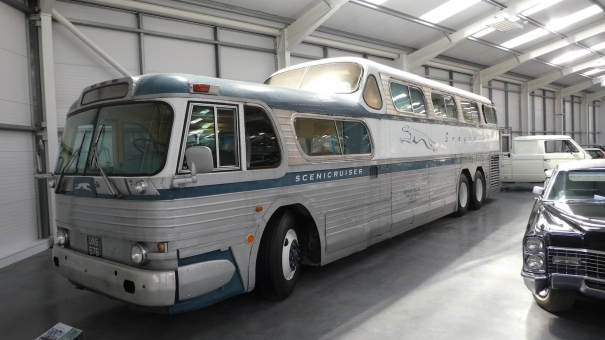 Buses used to be so much cooler! Isle of Man Motor Museum