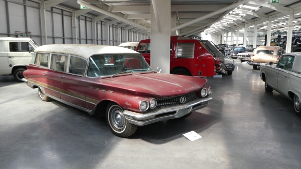 Ever fancied becoming a Ghostbuster - Isle of Man Motor Museum