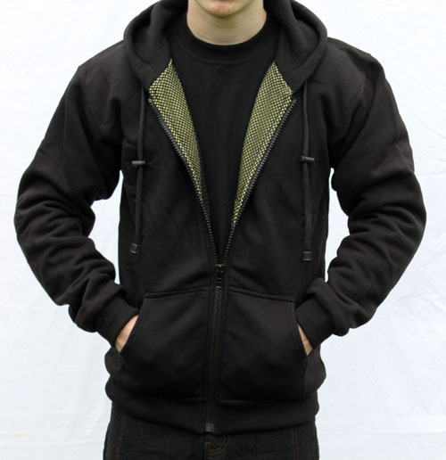 Roadskin Paranoid Hoody - Comfort and Protection Combined