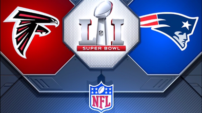 Happy SuperBowl LI Sunday - 2017 - Falcons v Patriots