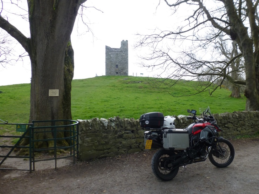 Northern Ireland Game of Thrones Filming Locations : Winterfell : Audley's Castle
