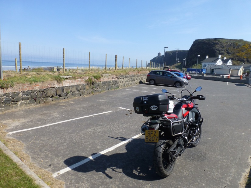 Northern Ireland Game of Thrones Filming Locations : Downhill Beach : Dragonstone