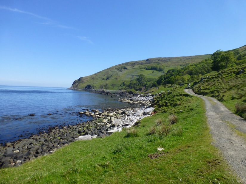 Northern Ireland Game of Thrones Filming Locations : Murlough Bay : Storm's End