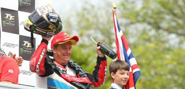 John McGuinness - Get Well Soon