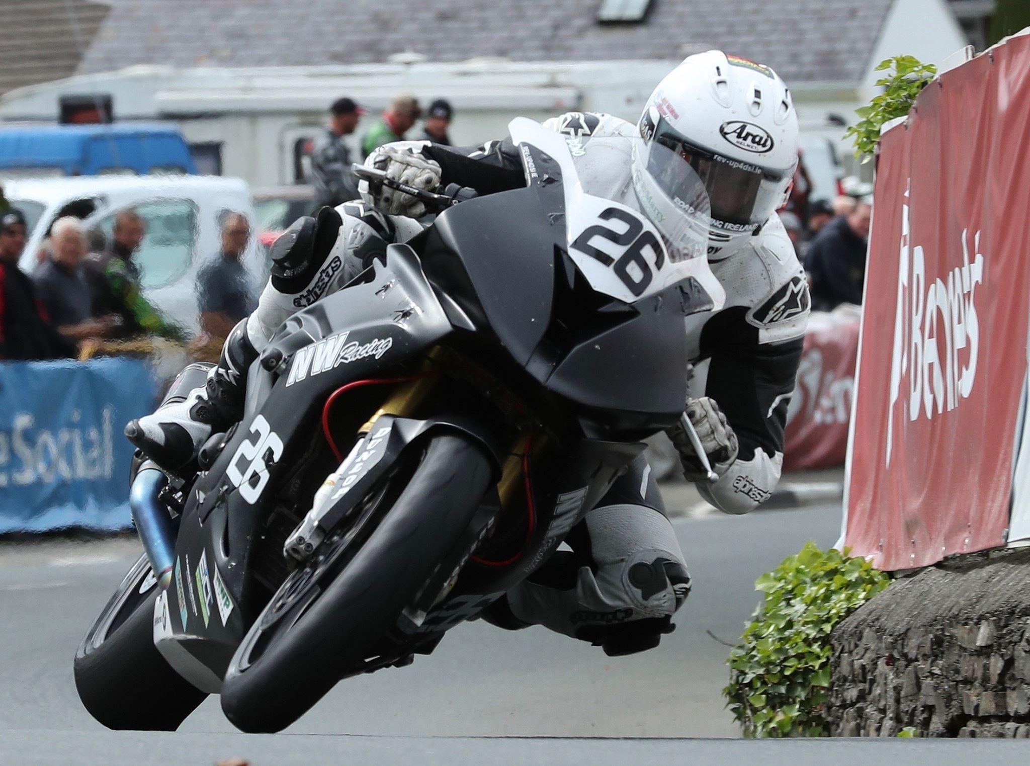 Alan Bonner Isle of Man TT 2017