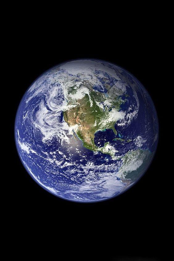 Original iPhone Background Wallpaper - The World