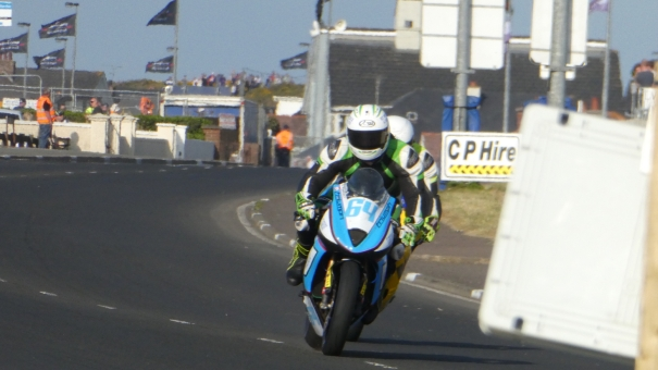 Thursday Night Racing at the 2017 NW200 Event