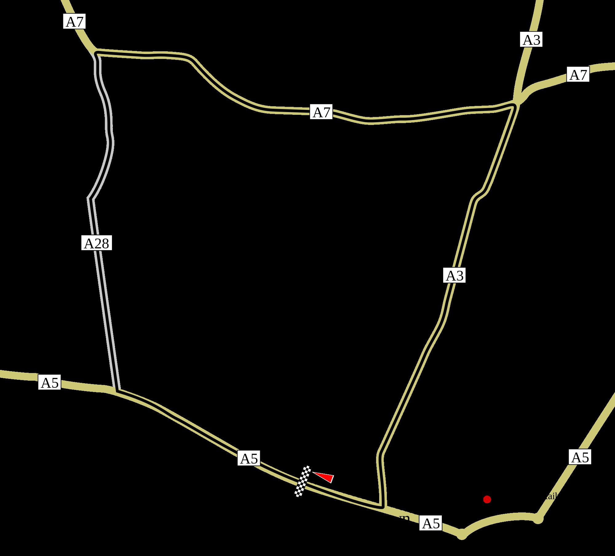 Billtown Souther 100 Circuit