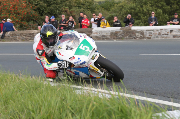 Bruce Anstey heading back to Northern IReland for 2017 UGP