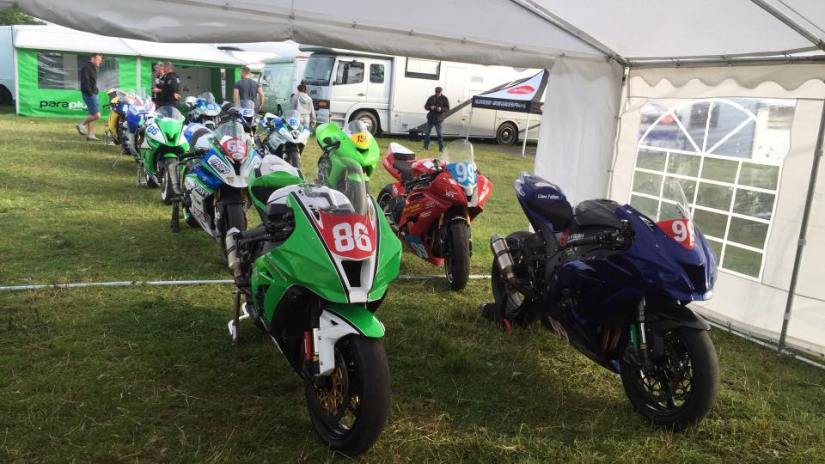 Walderstown 2017 Irish Road Races - The Race of the South